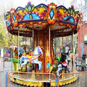 Парки культуры и отдыха Слюдянки