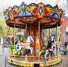 Парки культуры и отдыха в Слюдянке