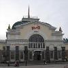 Железнодорожные вокзалы в Слюдянке