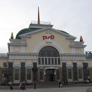 Железнодорожные вокзалы Слюдянки